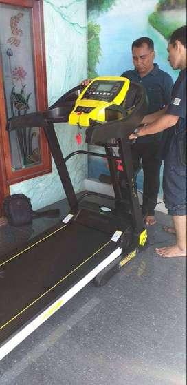 Treadmill Elektrik FC FUJI mesin 2hp Best Seler