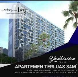 Apartement disewakan di Yogya harga murah kualitas hotel bintang 4
