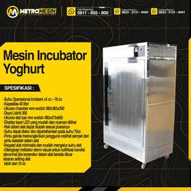 Mesin Incubator Yoghurt