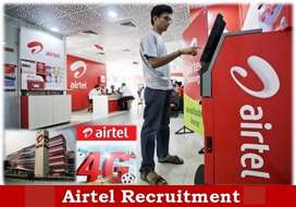 Airtel Broadband मे नोकरी पांए आज ही Apply करे