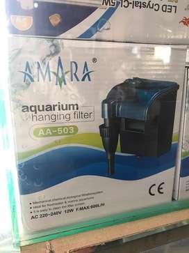 Jual hanging filter aquarium amara AA 503