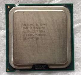 Processor Intel Dual Core E5700 Socket LGA 775