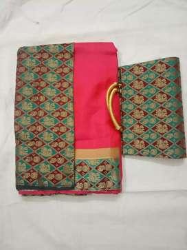 Cash back saree