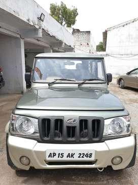 Mahindra Bolero SLX BS III, 2009, Diesel