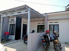 Rumah baru siap huni di Bangetayu kulon jl Wolter Monginsidi