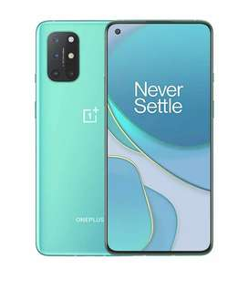 OnePlus 8t 12 256. 77 din old