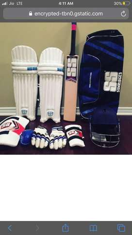 Cricket kit for sell