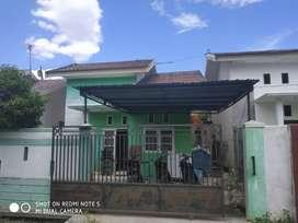 Rumah type 54 lokasi tengah kota