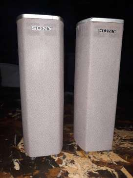 SONY HI FI SPEAKERS