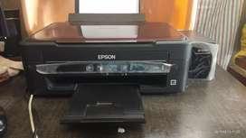 EPSON colour printer.