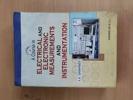 A.K. SAWHNEY electrical and electronics measurements and instrumentati