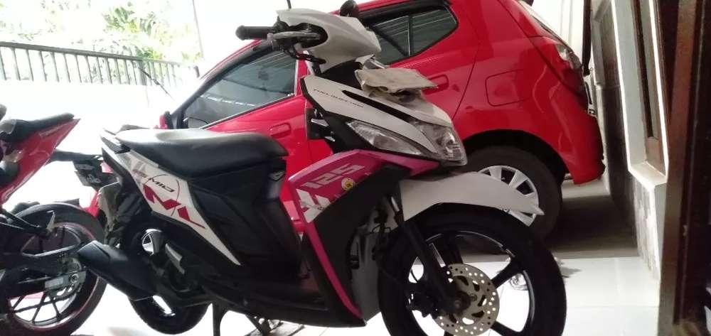 Jual Motor Mio M3 125 Tahun 2015