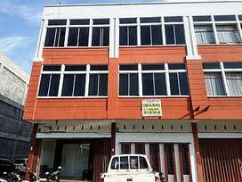 Ruko 3 Lantai dijual cepat, dalam kota prospek buat kantor
