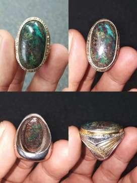 Batu pirus Persia multi colour HQ