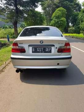 BMW E46 318I (2.0) 2004 FACELIFT