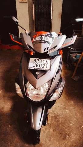 Yamaha,ray