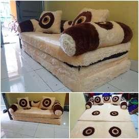 sofa bed new homemade
