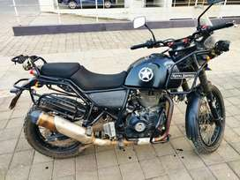 Royal Enfield Himalayan - BS4