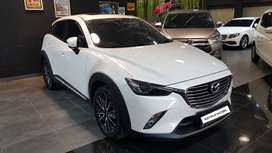 KM 16.000 Mazda CX3 2.0 GT AT Matic CX 3 Putih 2017 ASTINA MOBIL