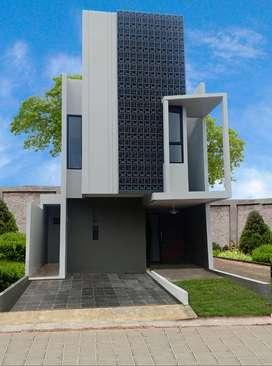 Rumah Mewah 2 Lantai di Serpong Hanya 1 Milyaran Rupiah