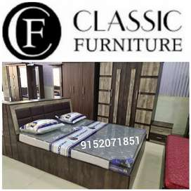 New classic bedroom set factory price#107