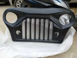 THAR FRONT GLADIATOR GRILL