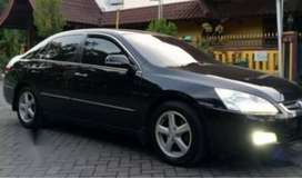 Di jual mobil Honda accord the 2005 milik pribadi