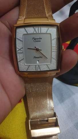 JUAL CEPAT, Jam tangan cewek Alexandre Christie Original