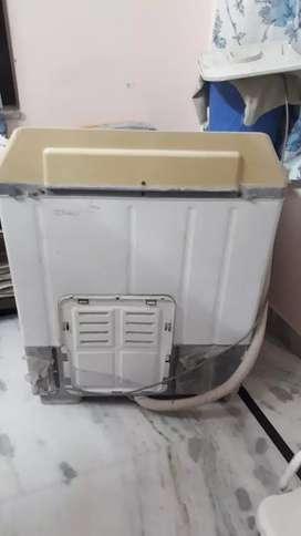 Kelvinator washing machine 6.8kg