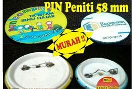 Pin Peniti 5,8cm CUSTOM
