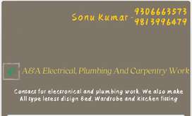 Electrical, Plumber And Carpenter