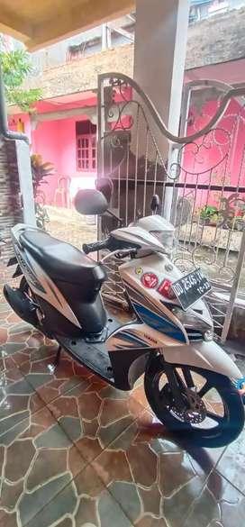 Yamaha Mio 2014
