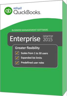 Quickbooks Enterprise Solution 2016 to 2020 Available