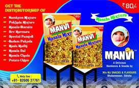 Anyone interested for namkeen mixture and snacks call us.