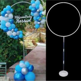 Balloons Decorations Stand