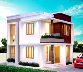 House for sale ( under construction )at kolazhy,thrissur
