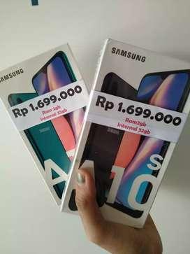 Samsung A10s 2/32 , murah