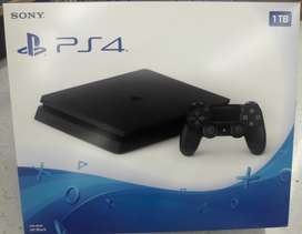Ready CICILan DP500RB PS4 Slim Sony PlayStation 4 [1TB] New +3Game