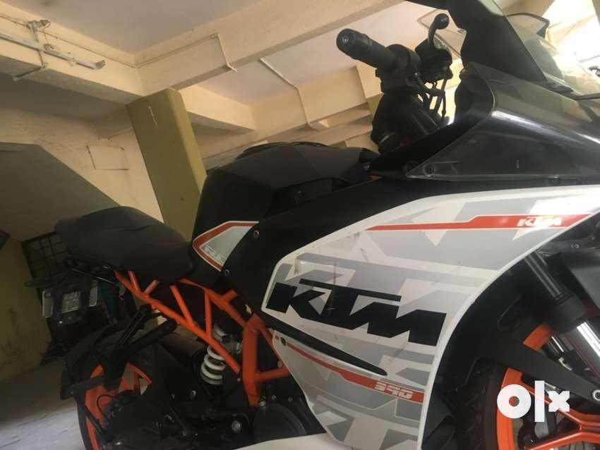 KTM rc 390 0
