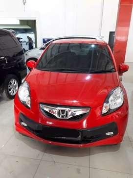 """Honda Brio E Matic """"2016"""" Merah"""