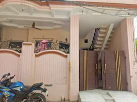 A built up house in good locality. Ready to move property.