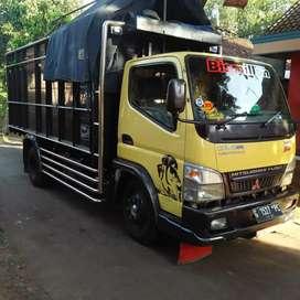 truk canter super sped tahun 2010