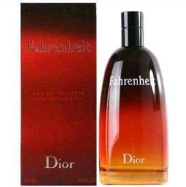 Fahrenheit eau de toilette for men by christian dior 3.4oz