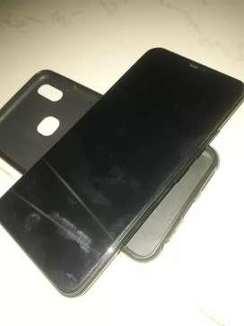 Vivo y83 pro.. Black colour,  4GB ram ,64GB internal,