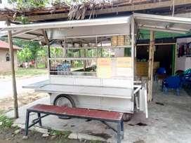 STELING SERBAGUNA (free meja kursi dan steling kaca)