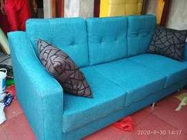 Sofa retro 3d cantik