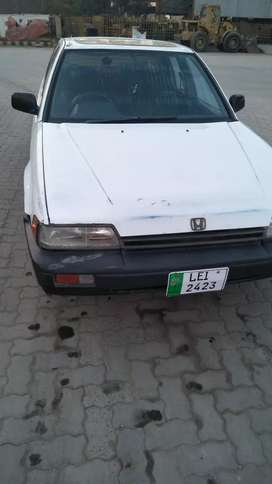 Honda accord 88 genuine condition