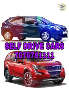 Rent a self drive cars at best price with