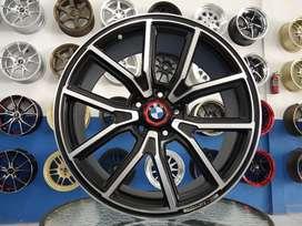 new centerline Ring H5x120 velg ready untuk BMW