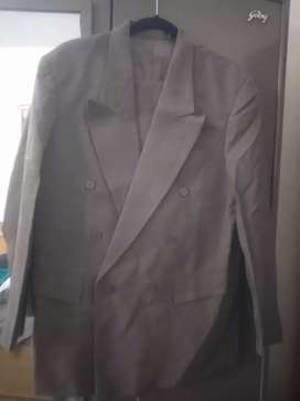 Wollen suit